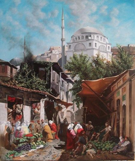 I 12 finalisti del 2° Concorso di Pittura Online di Disegno & Pittura