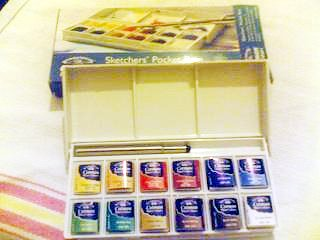 Sketcher Pocket Box Winsor Newton