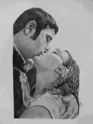 Bacio ad occhi chiusi