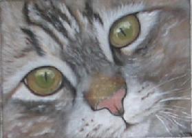 Ritratto di Musetto - Enza Raguni