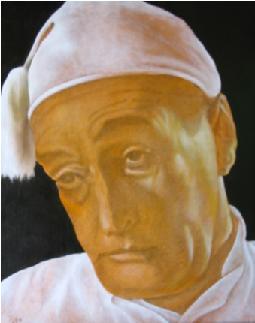 Ritratto di Totò - Enrico  Rudelli