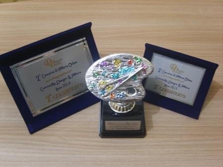 Premi 2° Concorso di Pittura